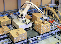 Palletizing: Cartons & Cases