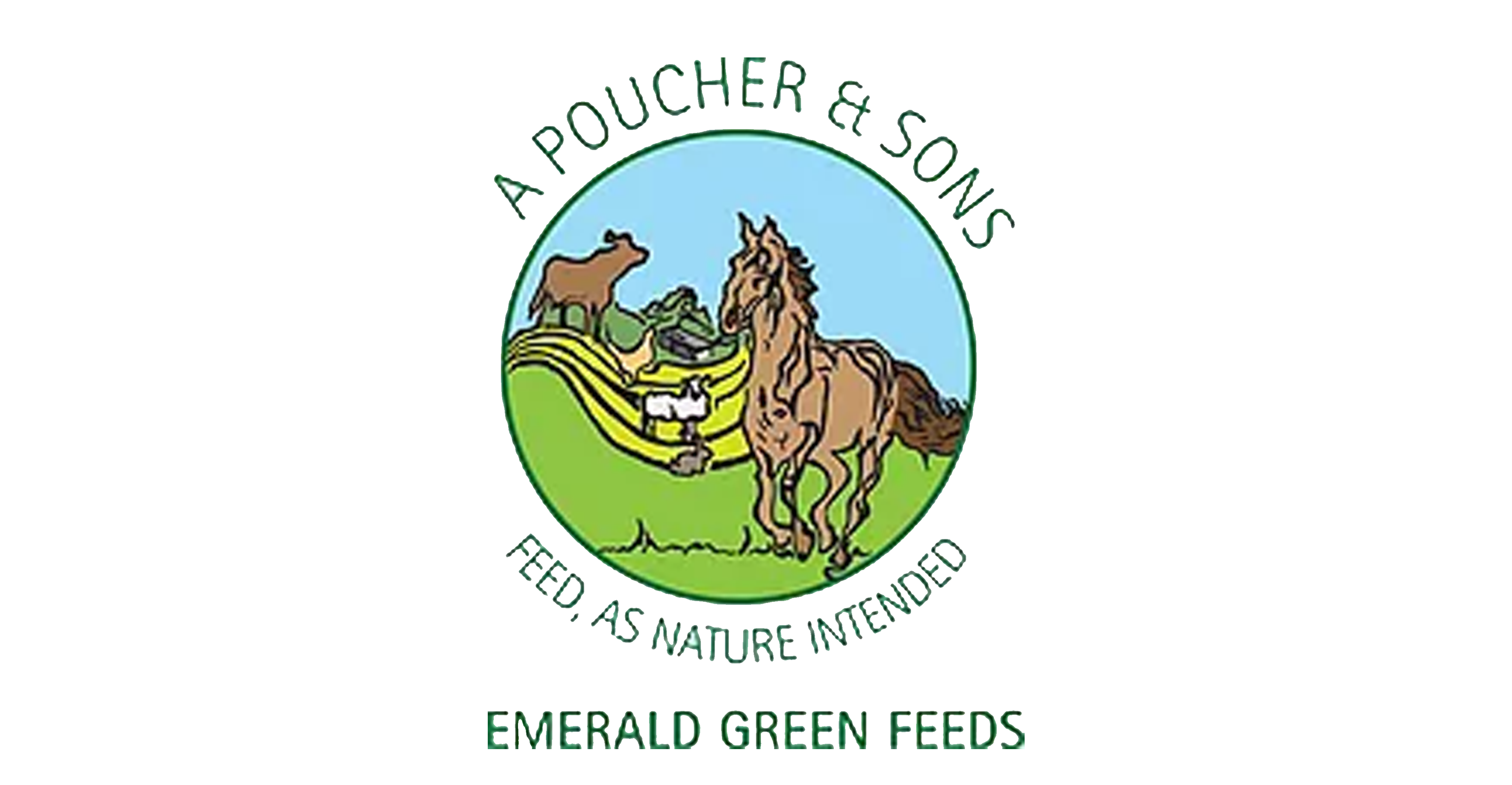 Poucher and Sons Logo