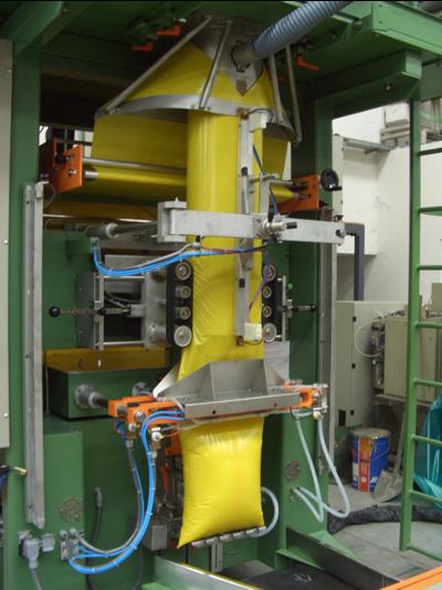Vertical FFS Machine