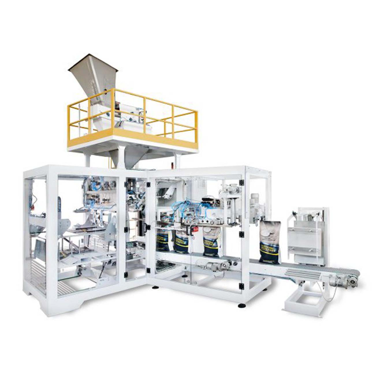 Modulo Auto Bagger For Resealable Pouches