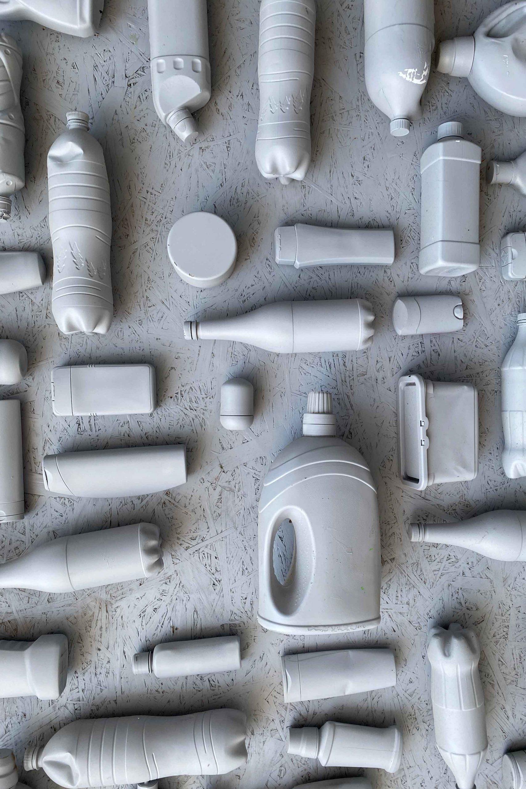 plastic bottles - RS