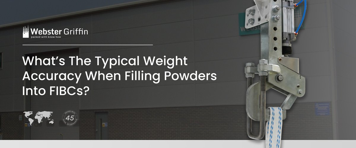 LinkedIn-What's-The-Typical-Weight-Accuracy-When-Filling-Powders-Into-FIBCs-Cover-Photo