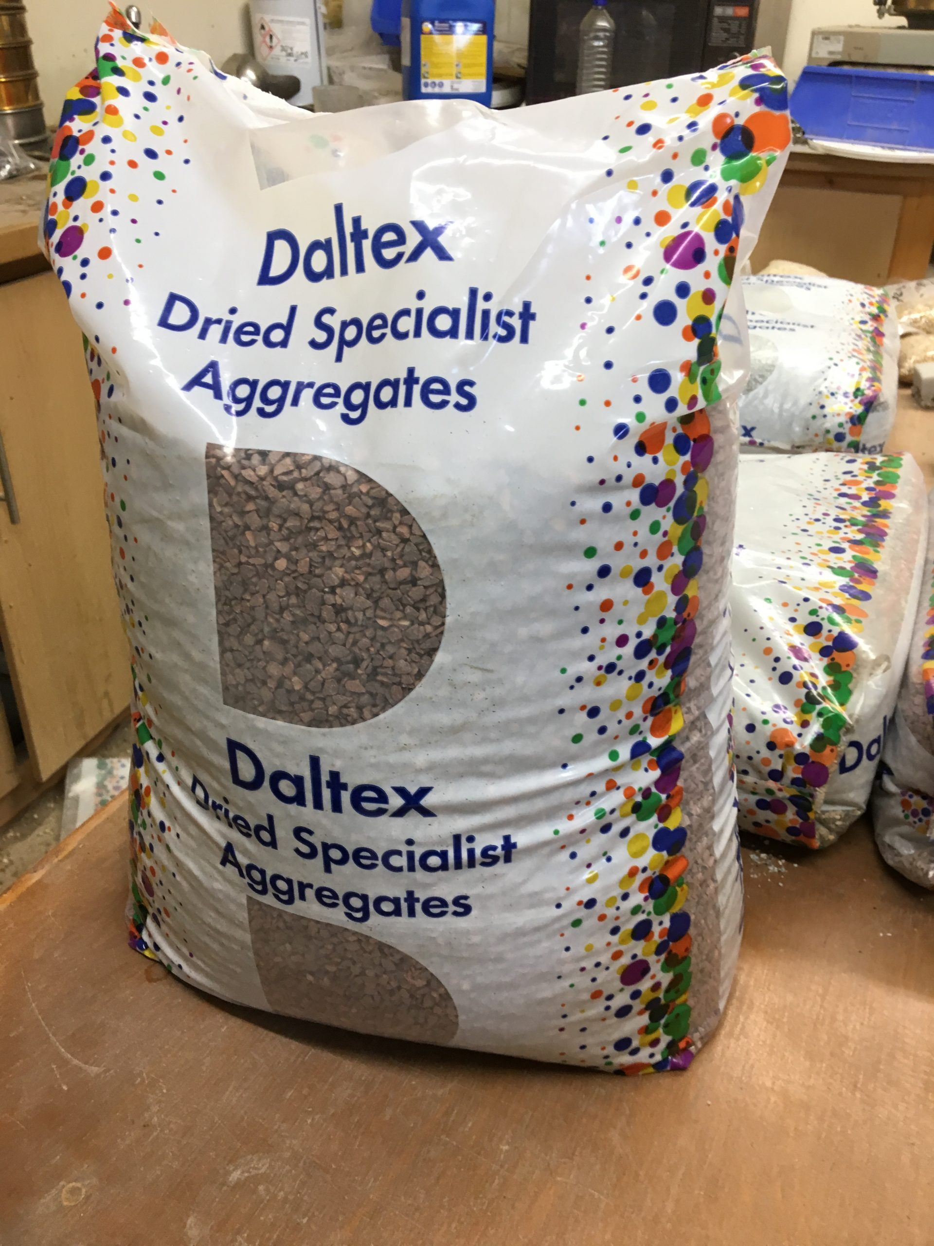 Derbyshire Aggregates Product
